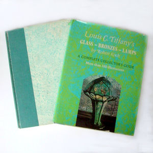 2 Vintage Tiffany Reference Books Koch 1965 1979